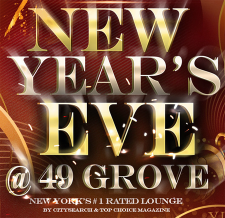 49 Grove New Years Eve