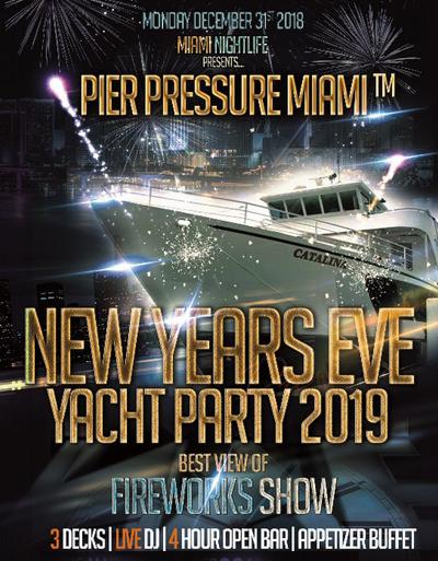 Catalina Yacht New Years Eve