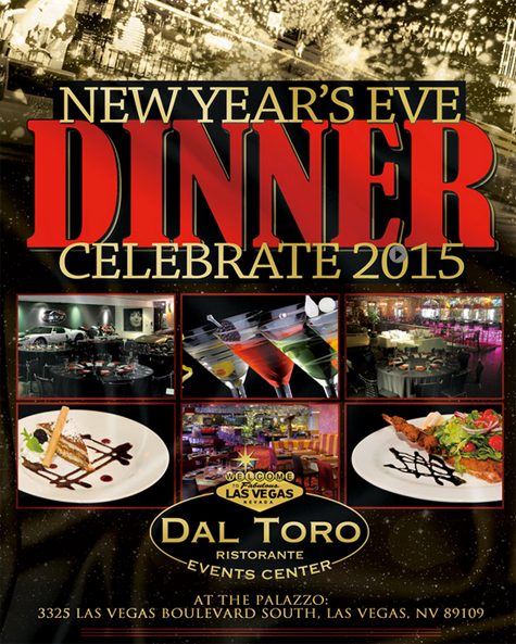 Dal Toro New Years Eve