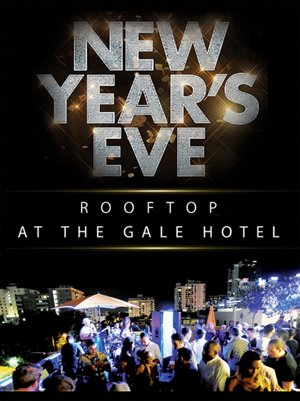 Gale Hotel New Years Eve