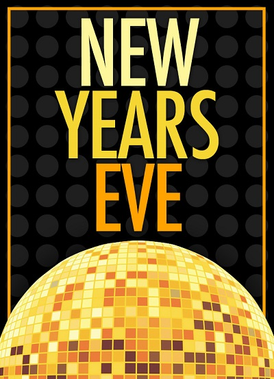 Gold Bar New Years Eve