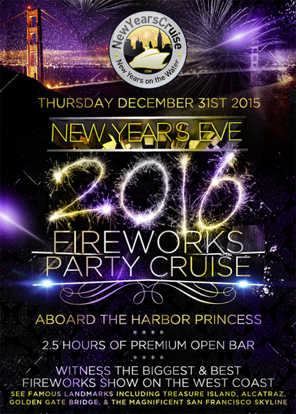 Harbor Princess New Years Eve
