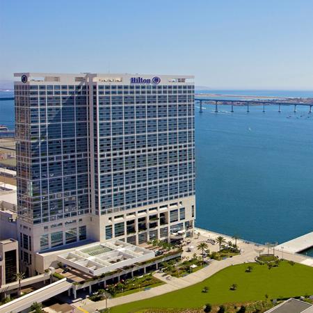 Hilton San Diego Bayfront New Years Eve