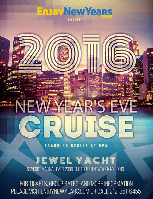 Jewel Yacht New Years Eve