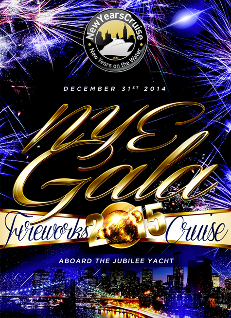 Jubilee Yacht New Years Eve