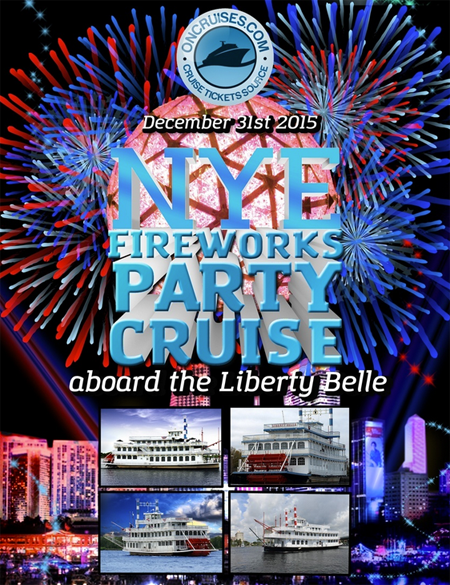 Liberty Belle New Years Eve