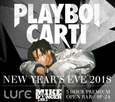 Lure New Years Eve