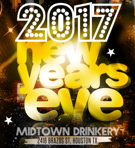 Midtown Drinkery New Years Eve