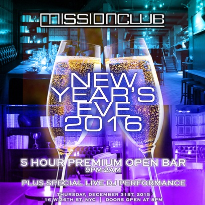 Mission New Years Eve