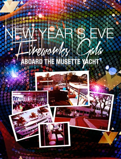 Musette Yacht New Years Eve