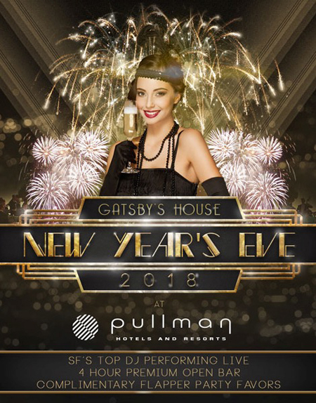 Pullman Hotel New Years Eve