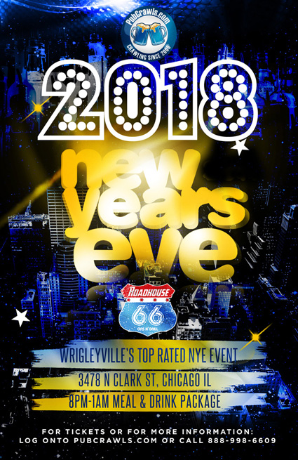 Roadhouse 66 New Years Eve
