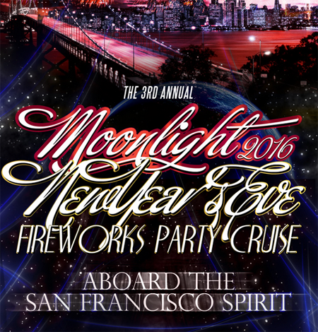 San Francisco Spirit New Years Eve