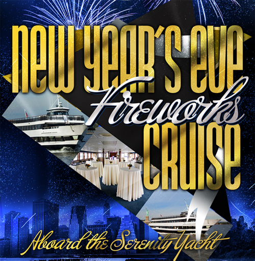Serenity Yacht New Years Eve