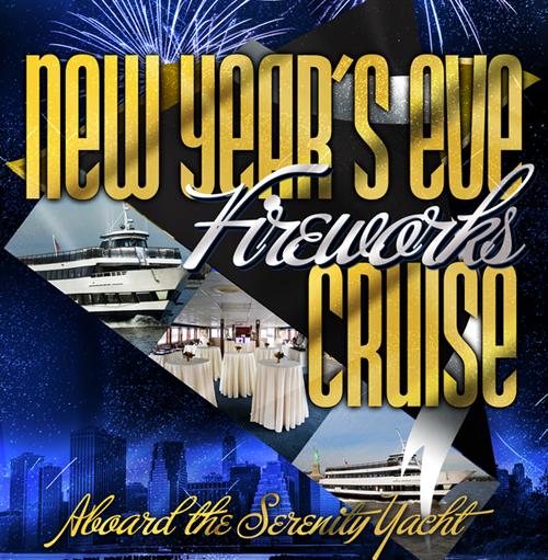 Serenity Yacht New Years Eve