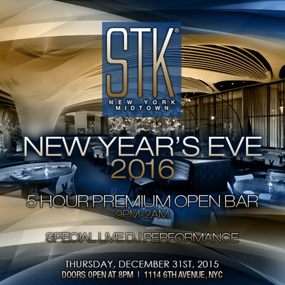 STK New Years Eve