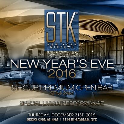 STK New Years Eve
