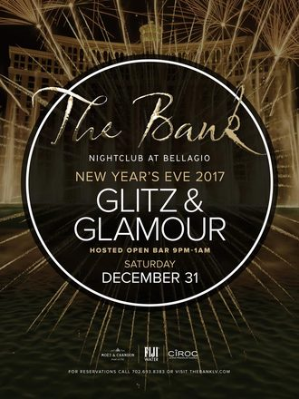 The Bank New Years Eve