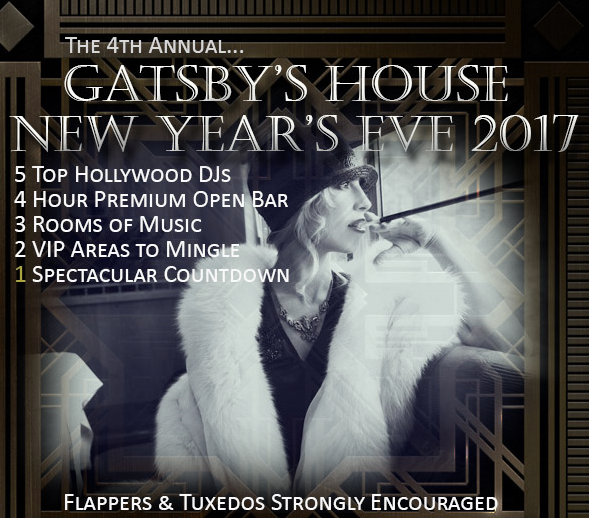W Hollywood New Years Eve