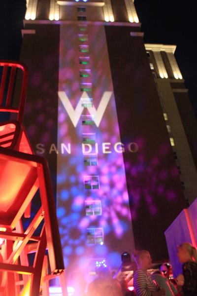 W San Diego New Years Eve