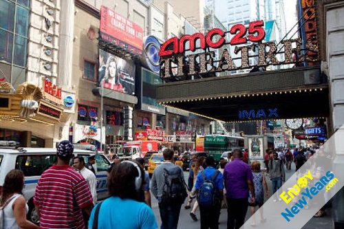 AMC 42nd Street New York