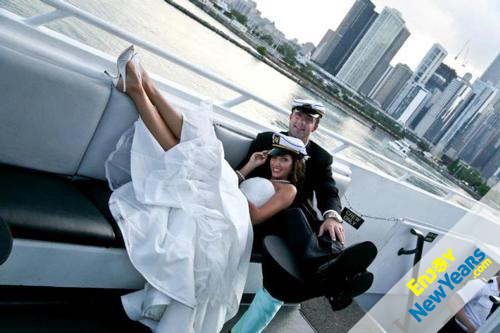 Anita Dee II Yacht Chicago