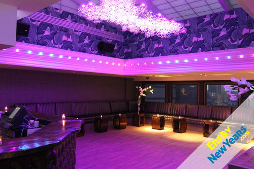 Attic Rooftop & Lounge New York