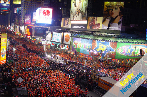 Times Square Party Pass New York