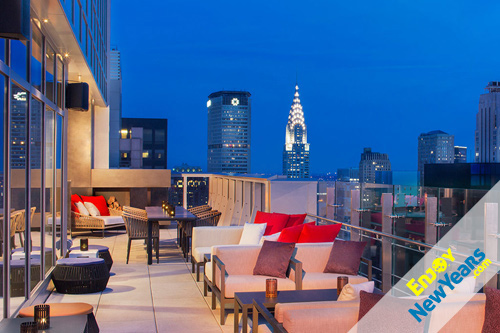Bar 54 (Hyatt Times Square) New York