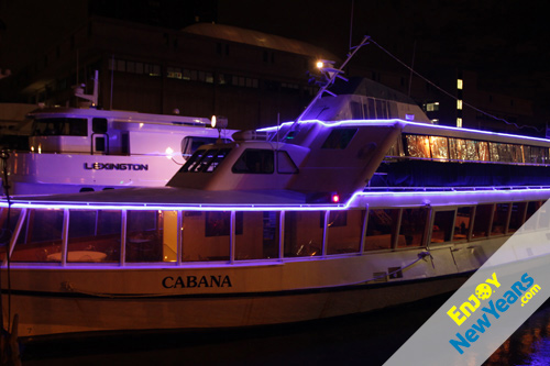 Cabana Yacht New Year S Eve Cruise Nye Cruise Tickets In