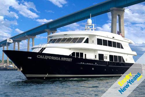 California Spirit Yacht San Diego