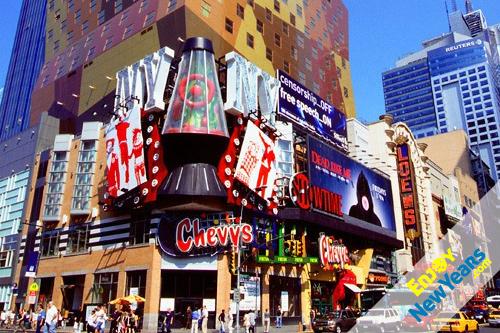 Chevy's New York