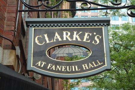 Clarke's Boston