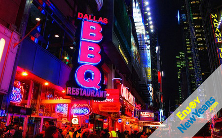 Dallas BBQ New York