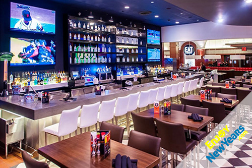 Dave and Buster's New York