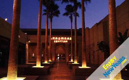 Egyptian Theater Los Angeles