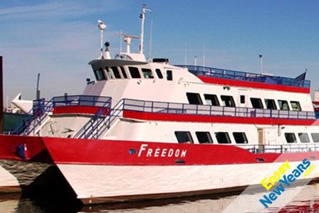 Freedom Yacht Boston