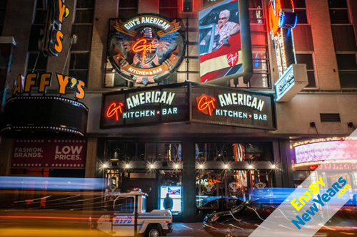 Guy's American Kitchen New York