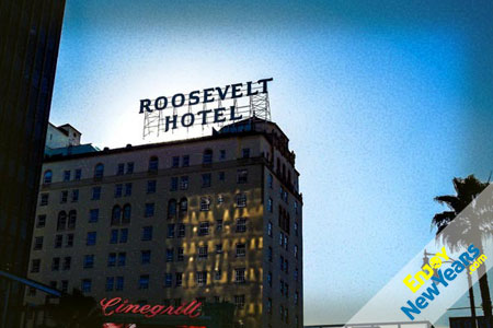 Hollywood Roosevelt Hotel Los Angeles