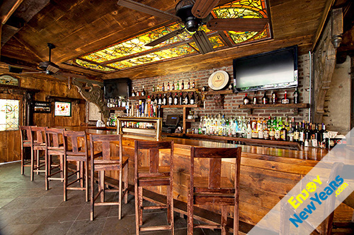 Hurley's Saloon New York