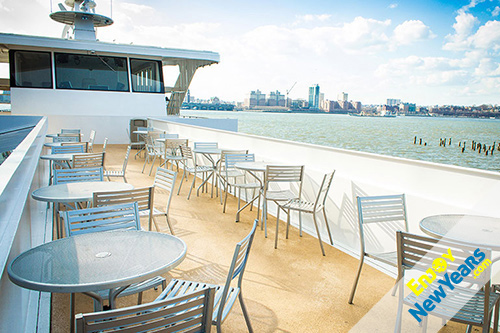 Hornblower Hybrid Yacht New York