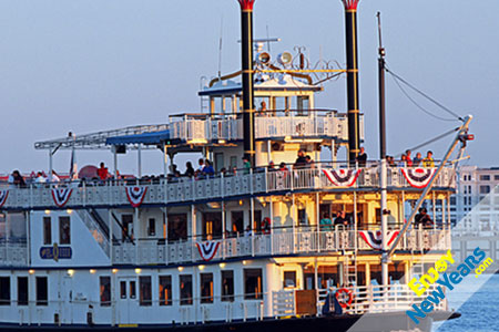 Music City Queen Riverboat Boston