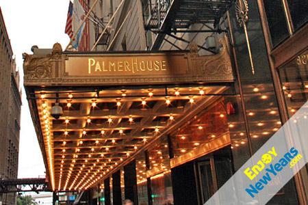 Palmer House Hilton Hotel Chicagol