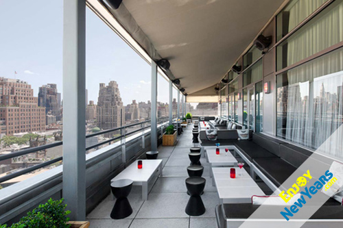 Plunge Bar & Lounge New York