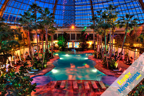 Pool At Harrah S Resort New Year S Eve Harrah S Resort