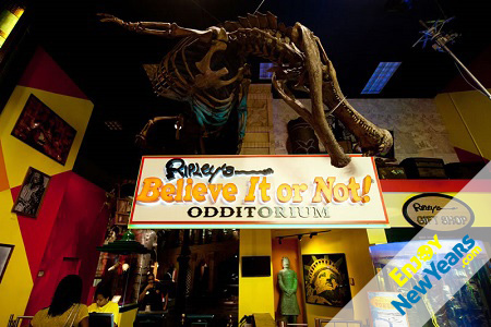 Ripley's Believe It or Not New York