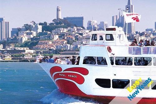 Royal Prince Yacht San Francisco