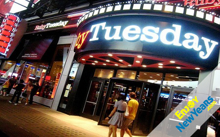 Ruby Tuesday New York