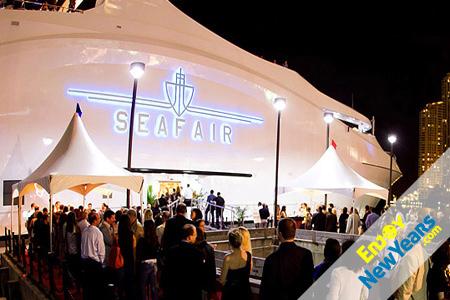 SeaFair Mega Yacht Miami