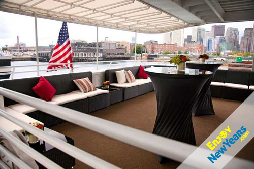 Seaport Elite Luxury Yacht Boston